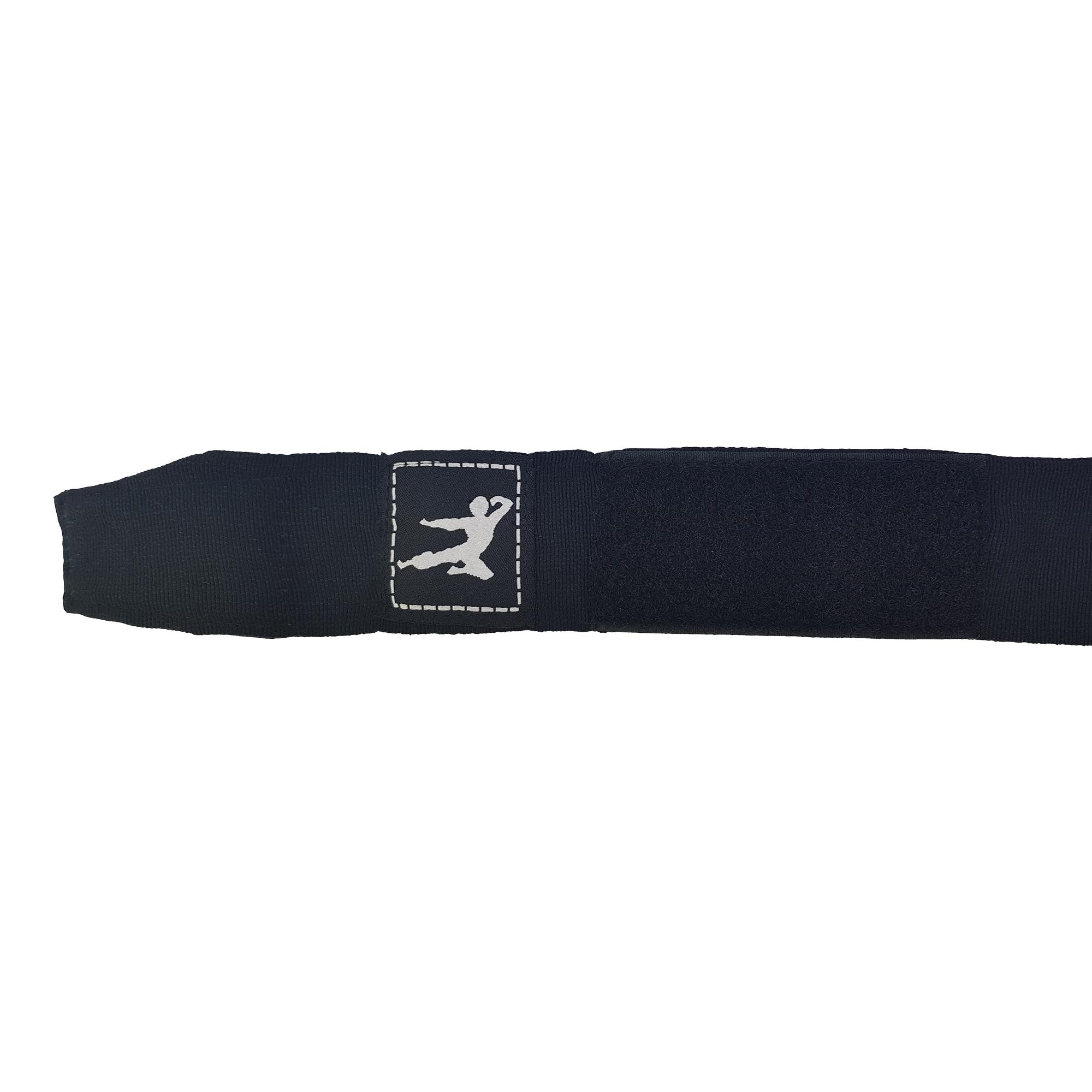 Boks Bandage - Paar - 250 cm (Meerdere kleuren) - Zwart