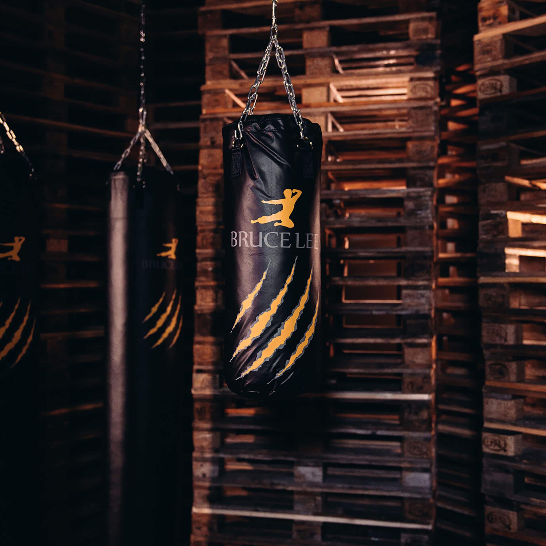 Bruce Lee Bokszak - Incl Kettingset (70 - 180 cm) - 70 cm