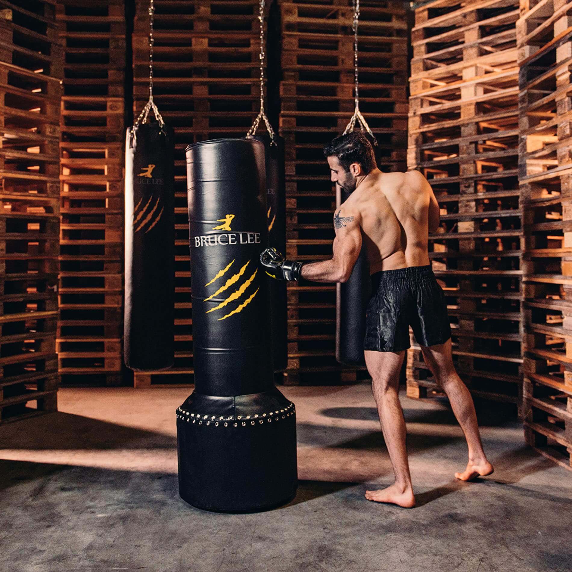 Signature Free Stand Boxing Bag
