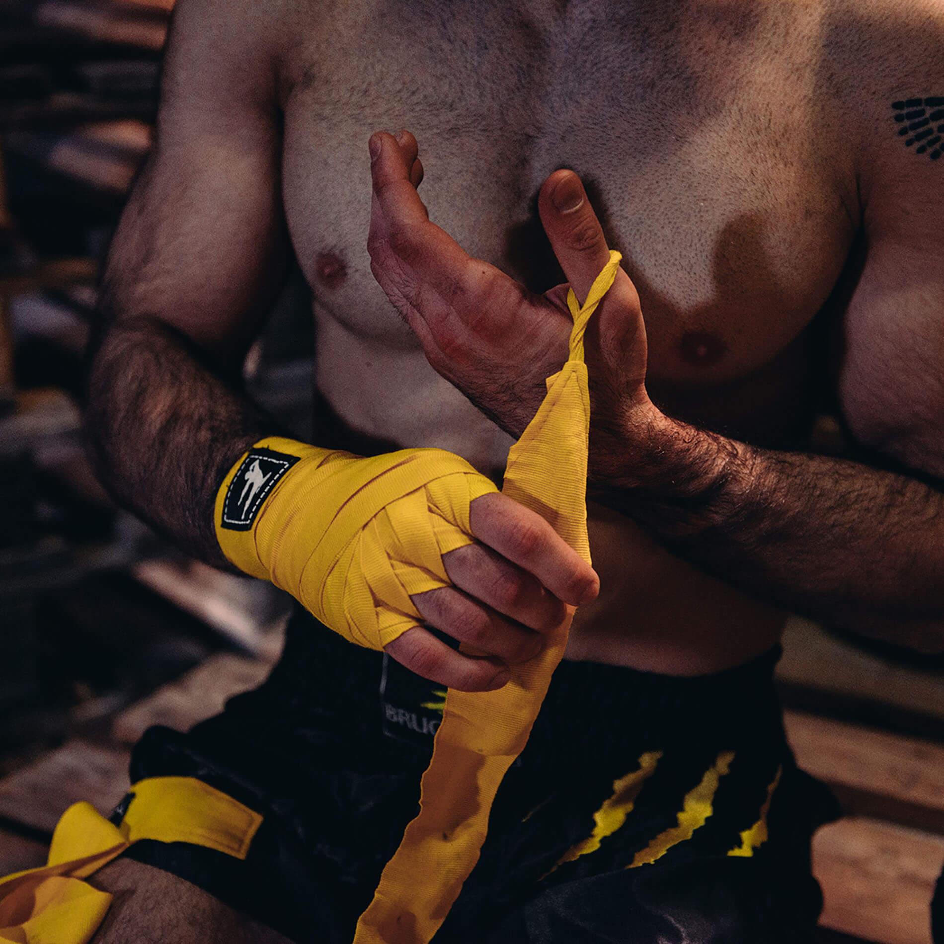 Boxing Wraps 450cm, Pair