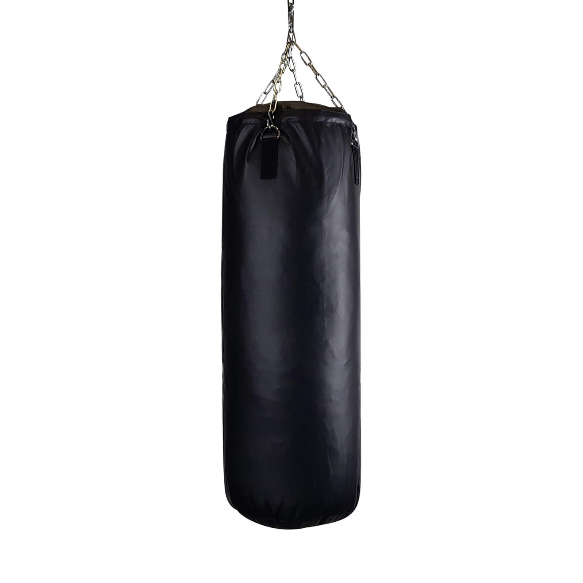 Boxing Bag Filled with Chain