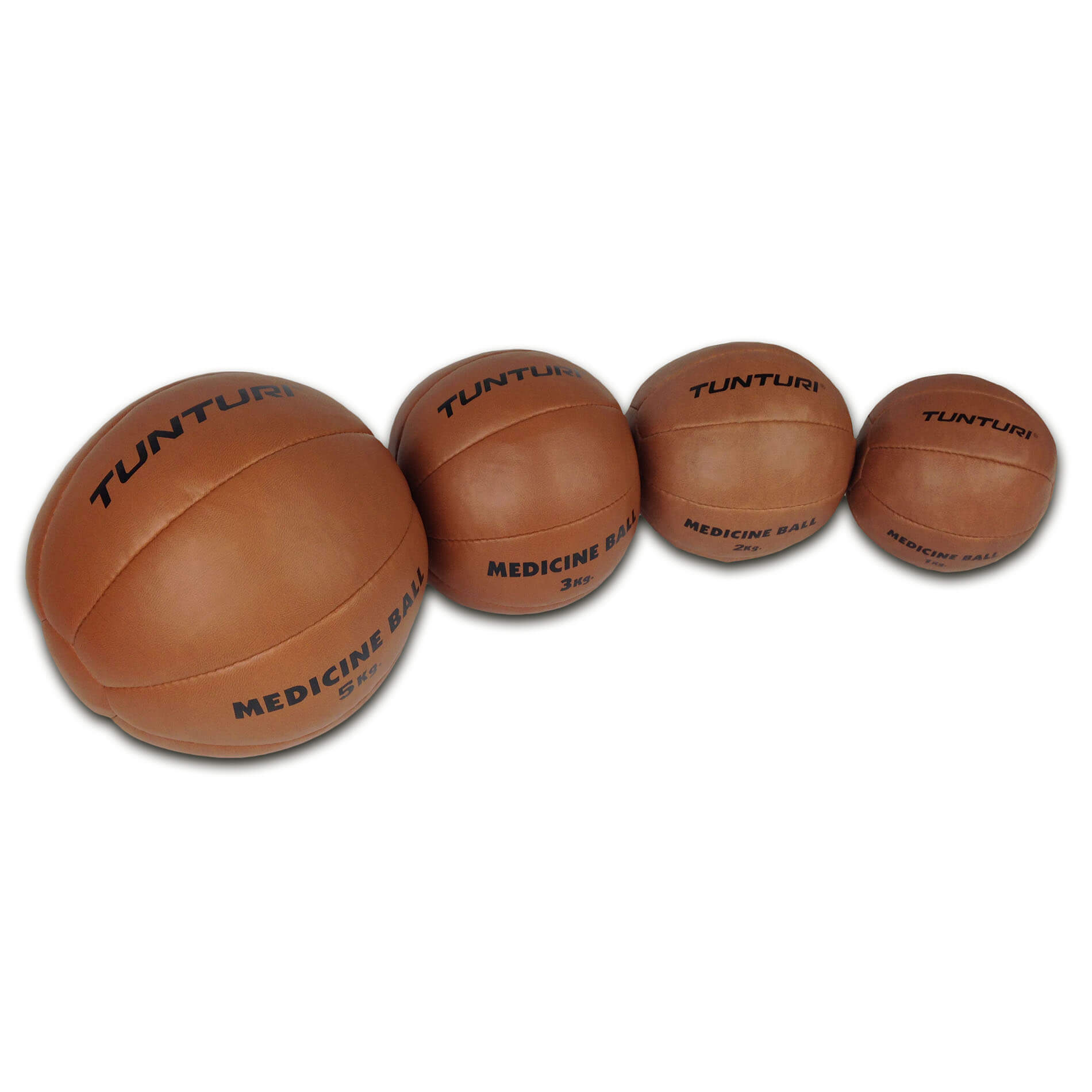 Medicine Ball Synthetic Leather 2kg