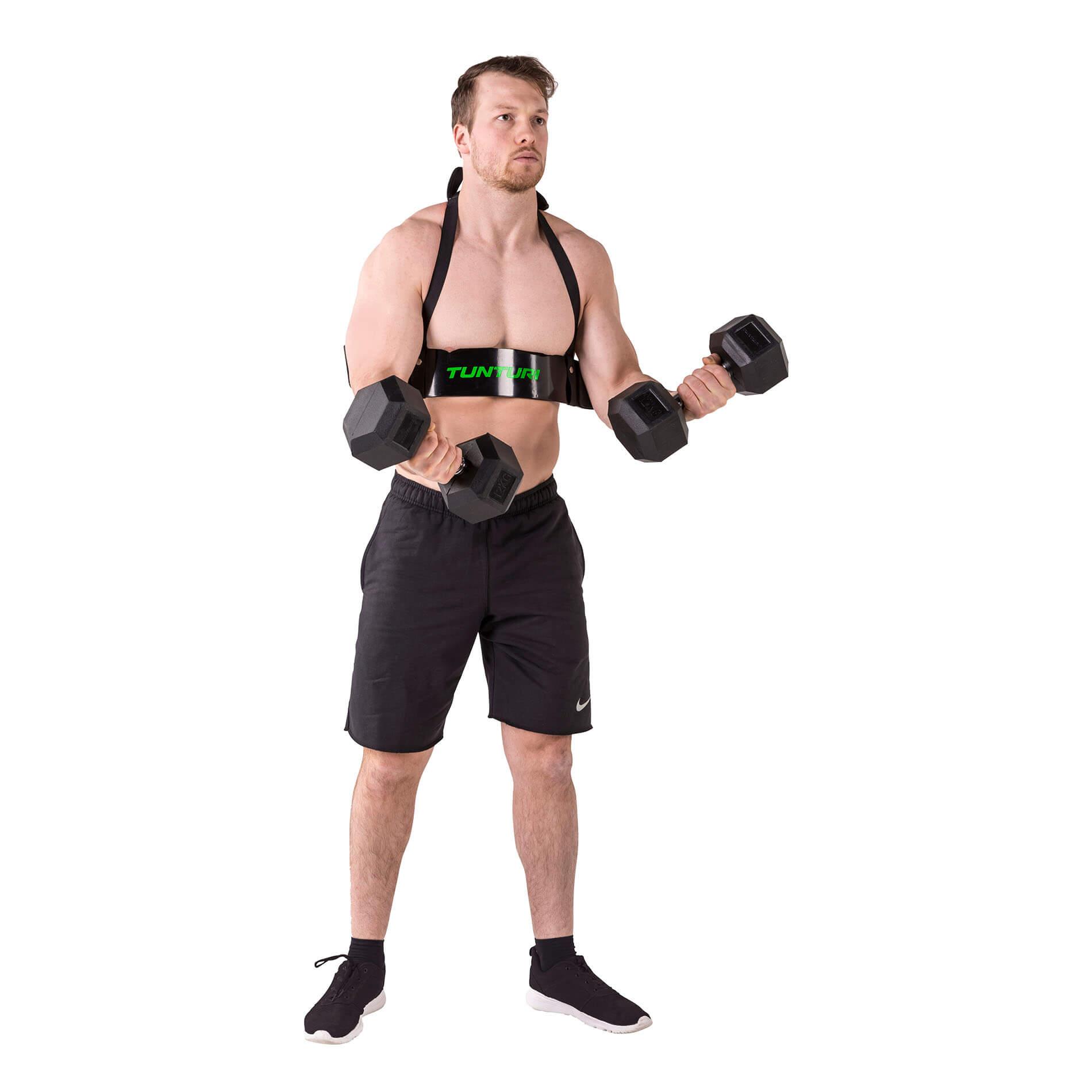 Arm Blaster - Bicep blaster - Zwart