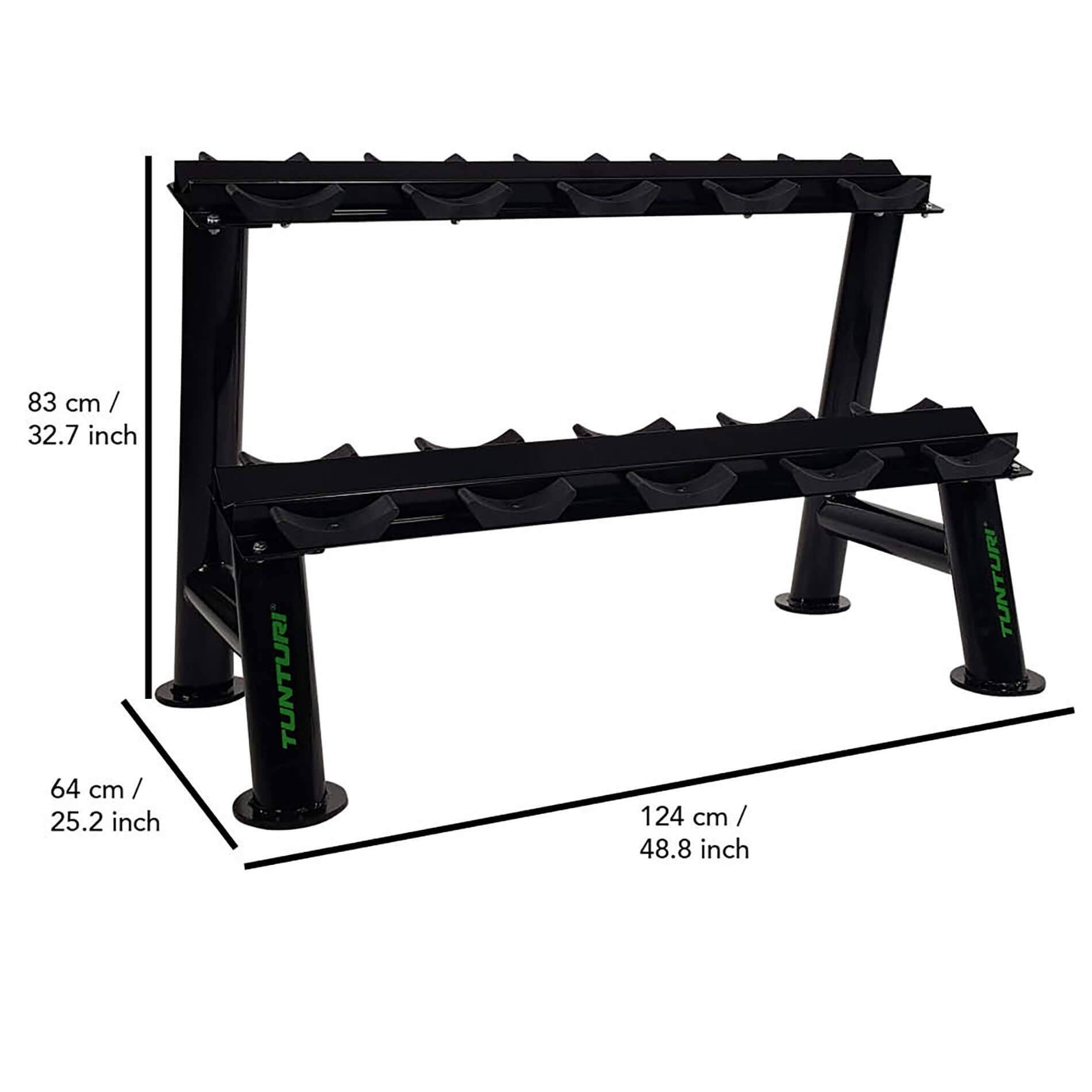 Pro Dumbbell Rack Stand