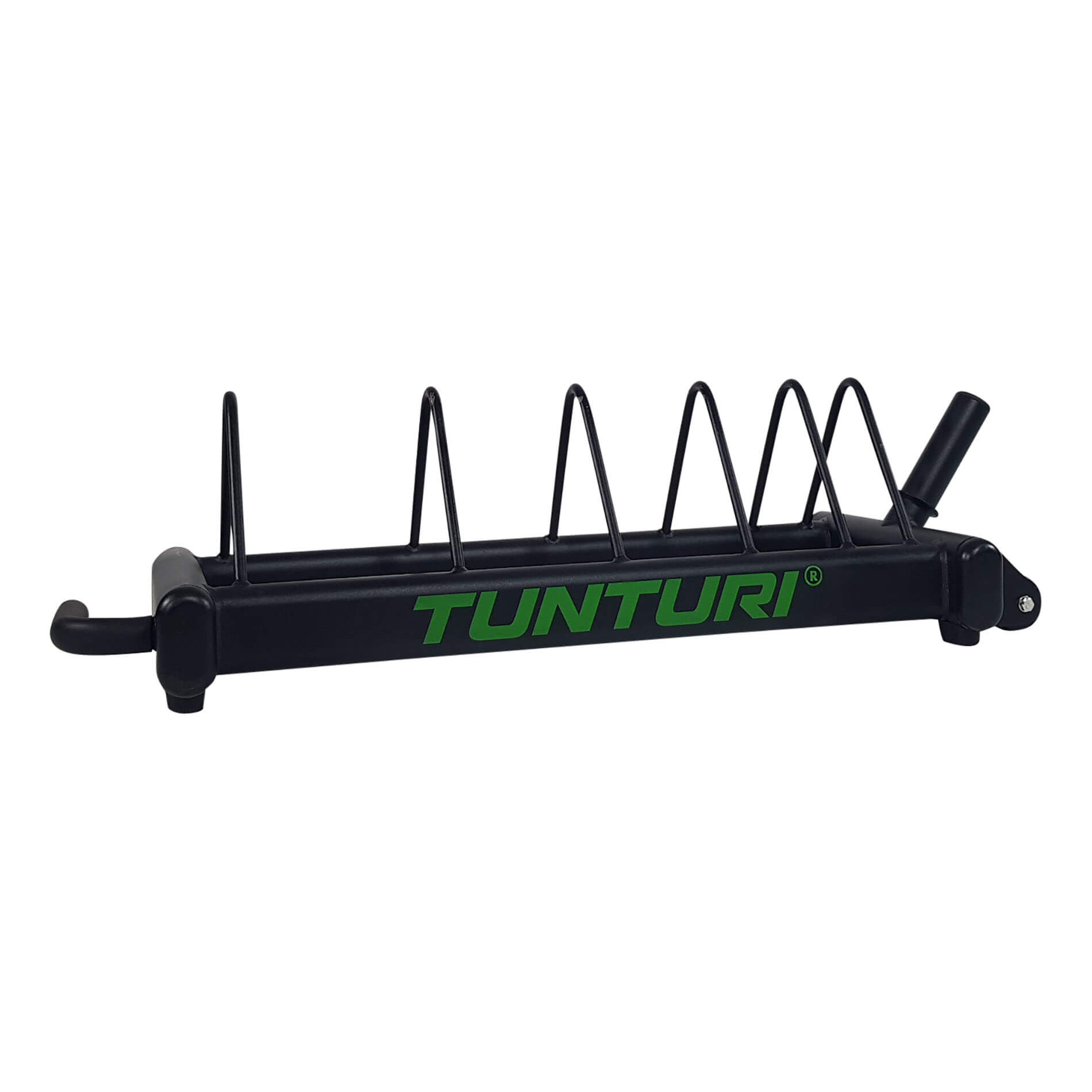 Bumper Plate Carry Rack