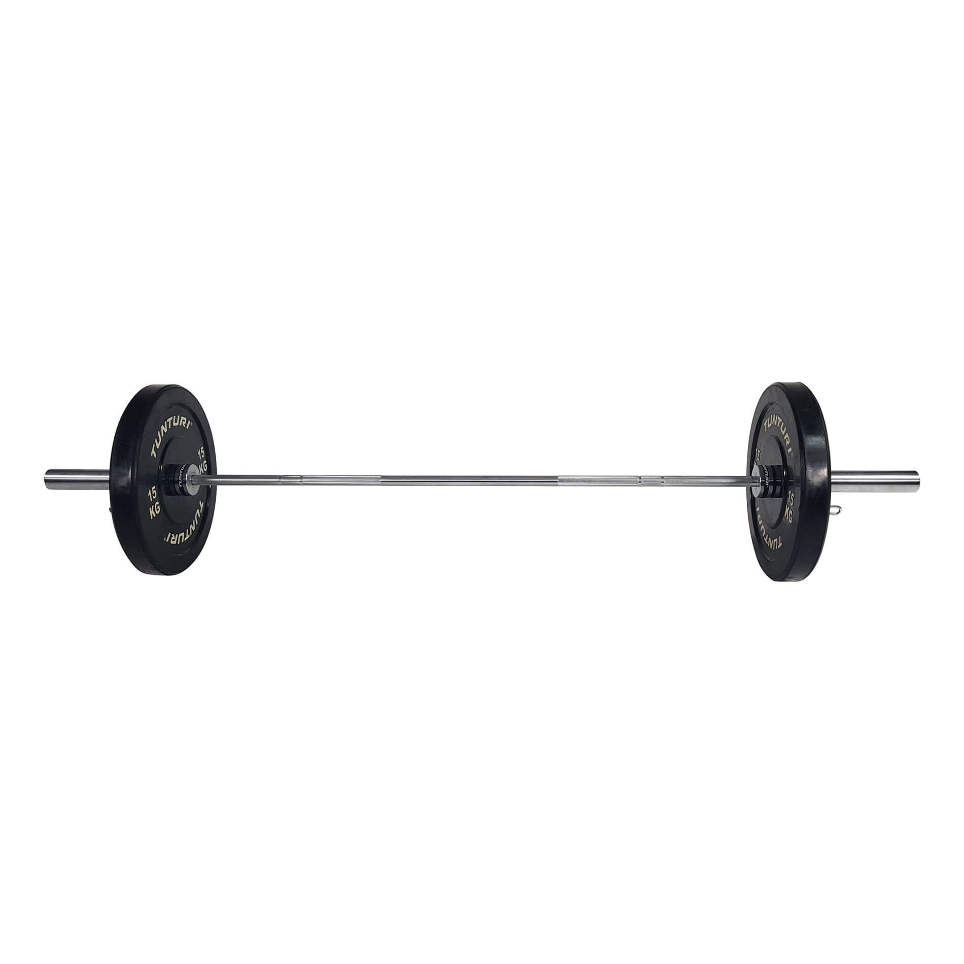 Cross Fit Olympic Woman Bar, 15kg, 201cm, 25mm handle