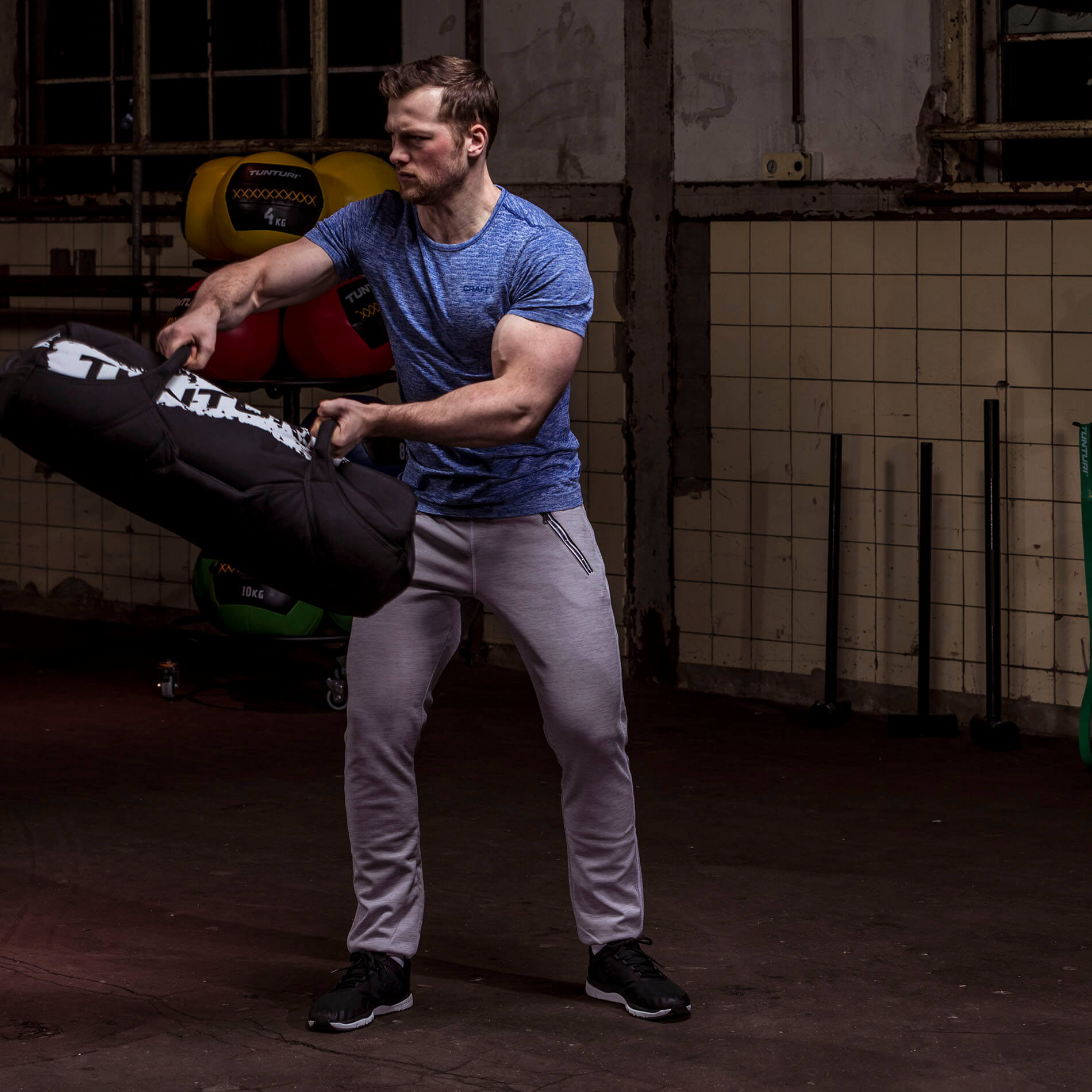 Pro strength sandbag - leeg