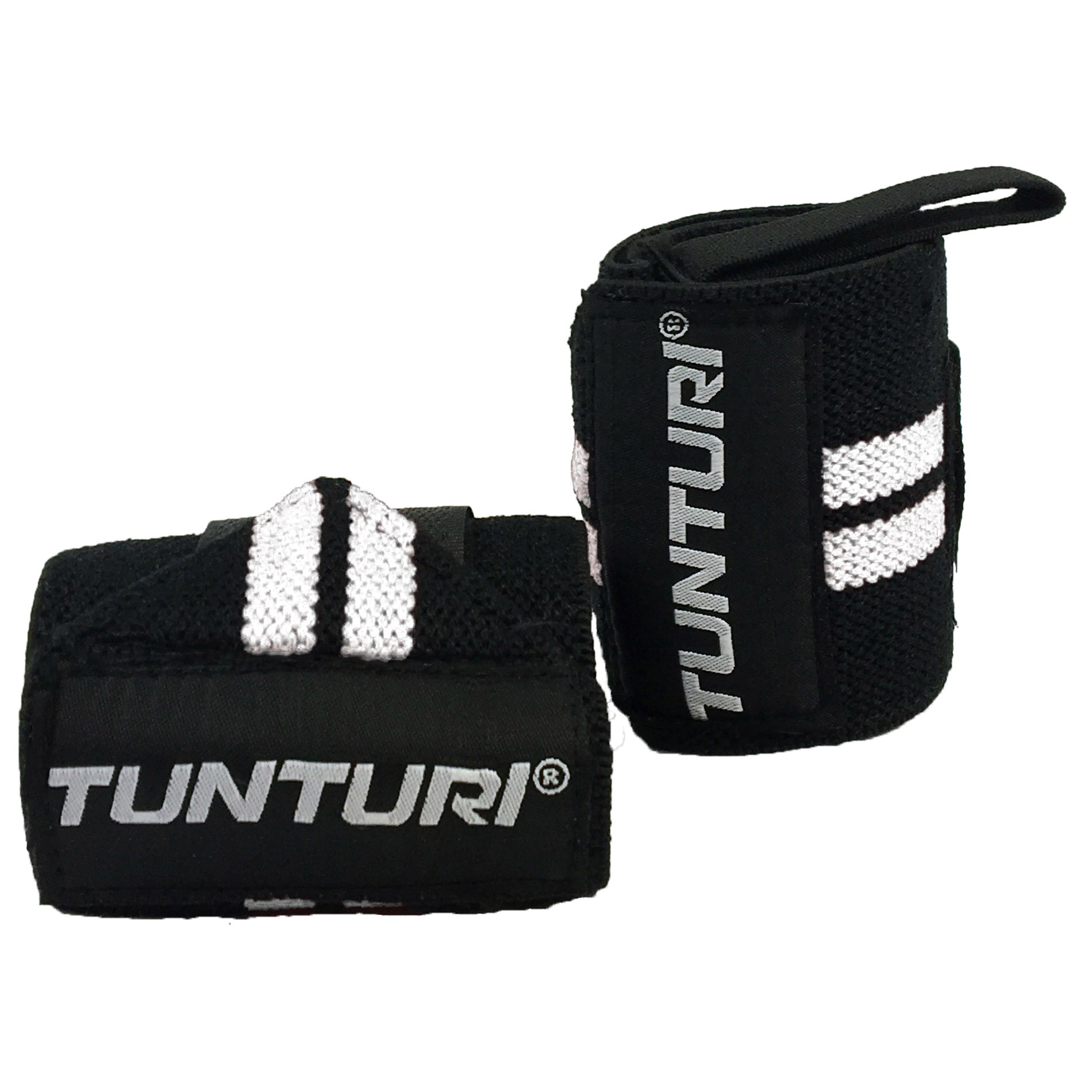 Wrist Wraps Pair - White
