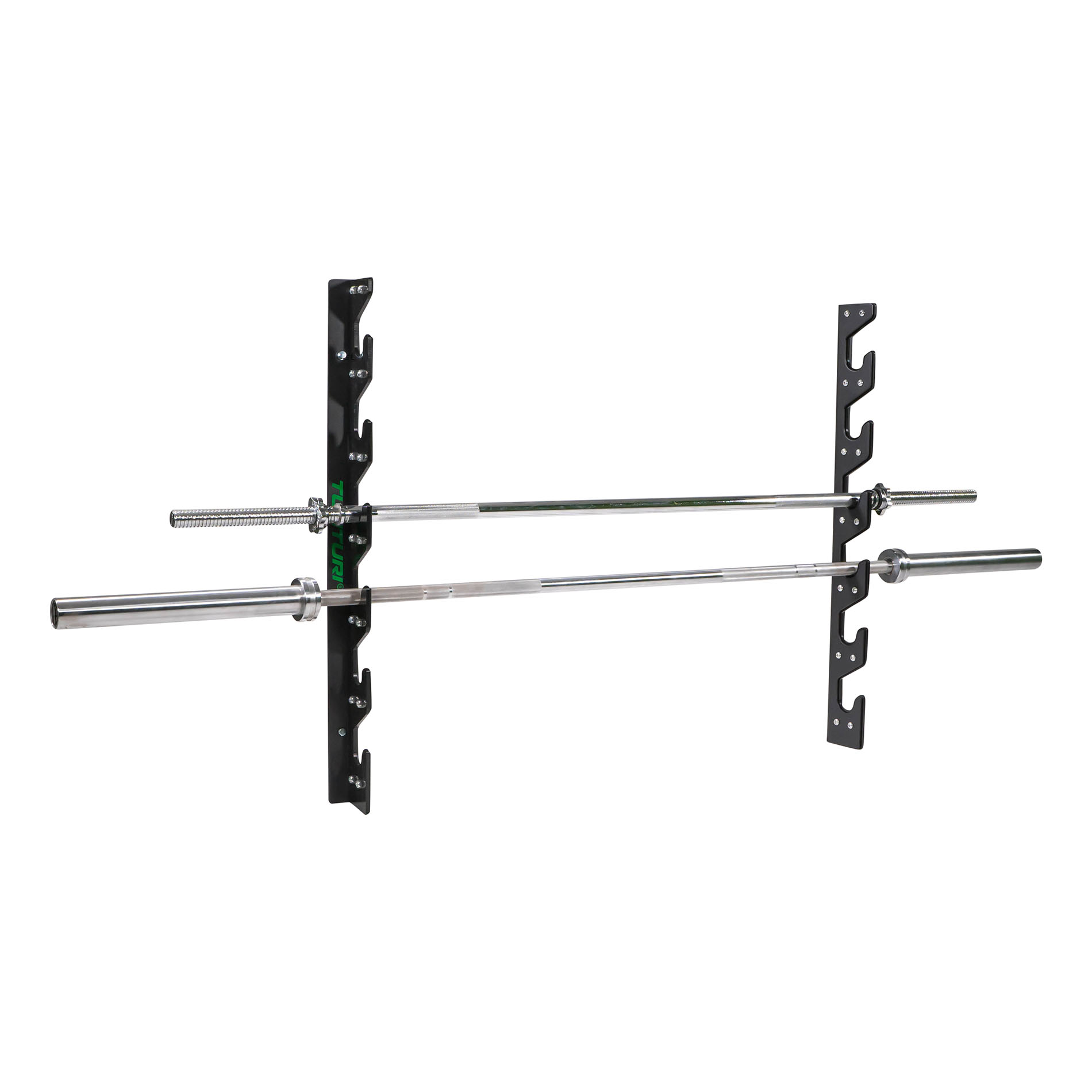 Wall Mounted Barbell Storage