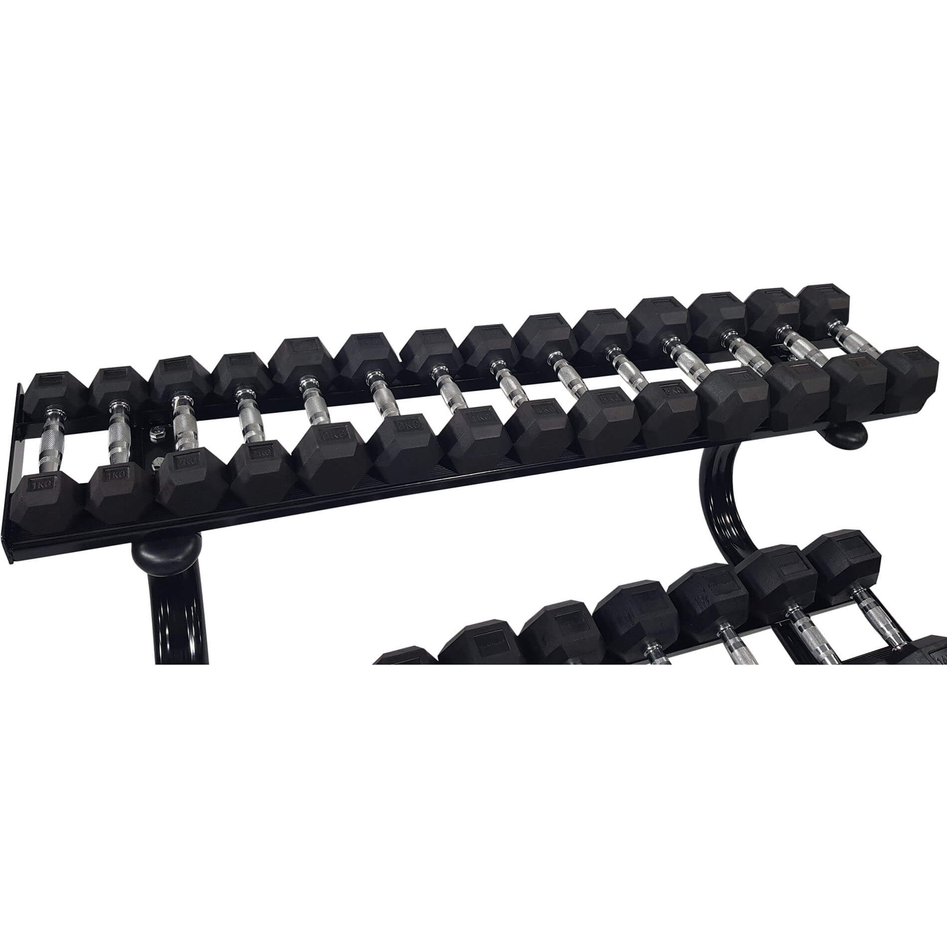 Dumbbell Rack Prof 2 Levels