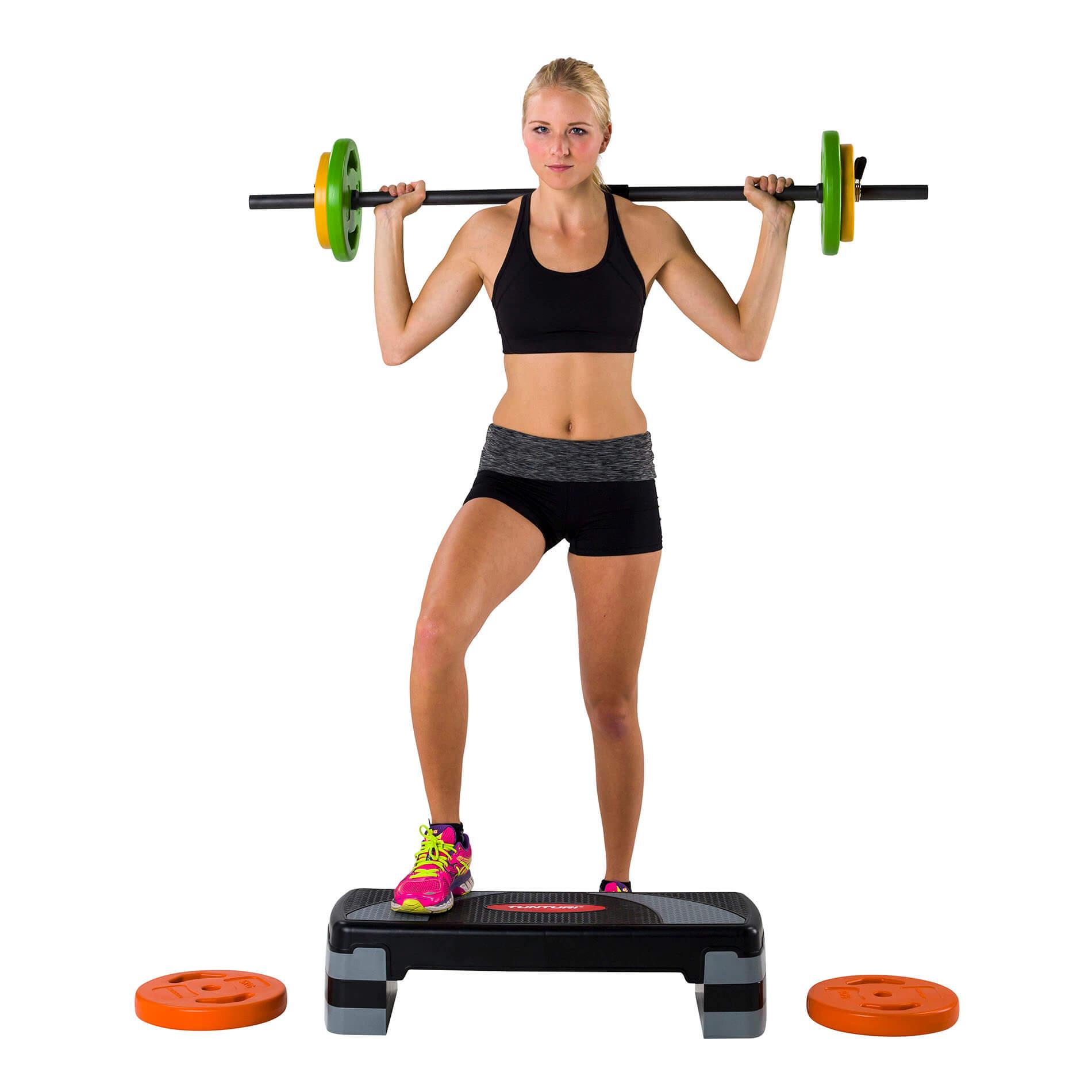 Compact Step - Aerobic Stepper - Verstelbaar