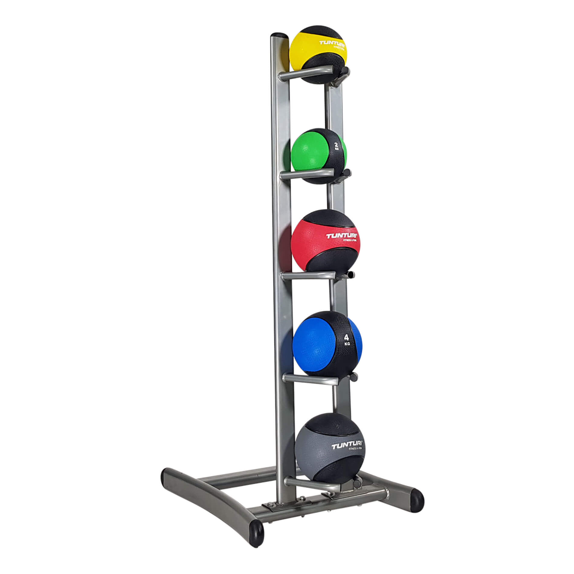 Medicine Ball rek - Opbergrek Medicijnballen - Medicine Ball standaard