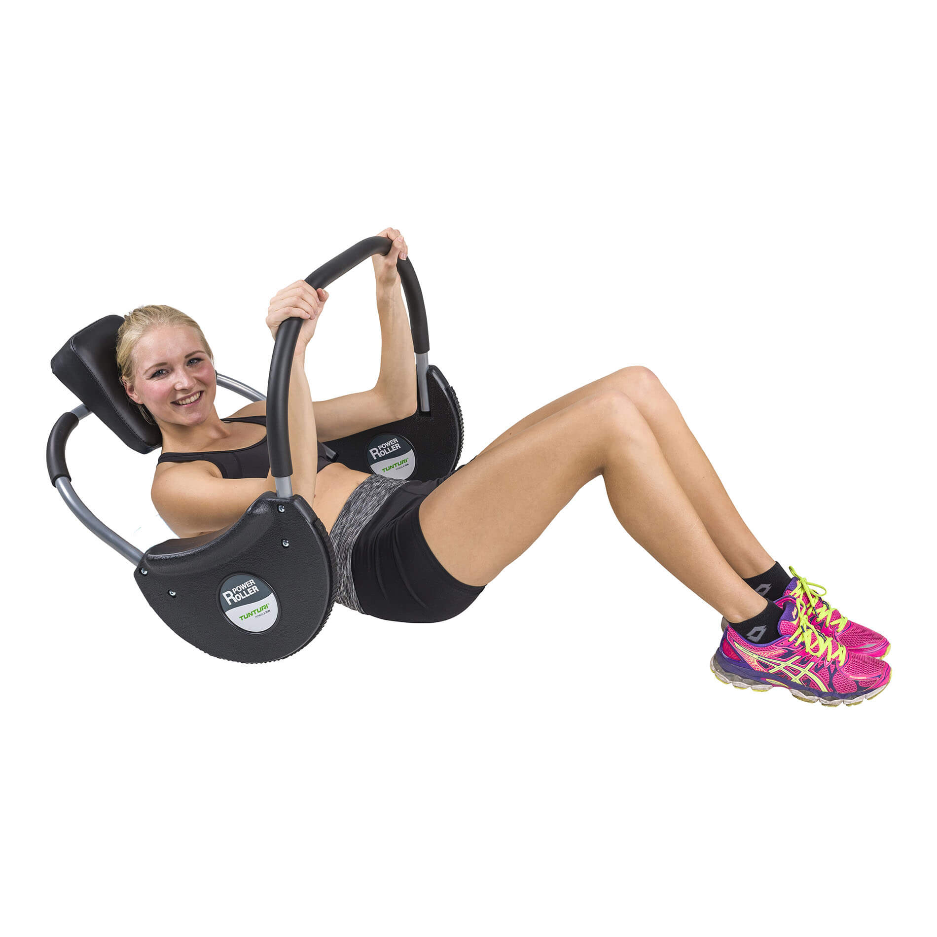 Power Roller - Buikspier Trainer -Buikspiertrainer- Abtrainer