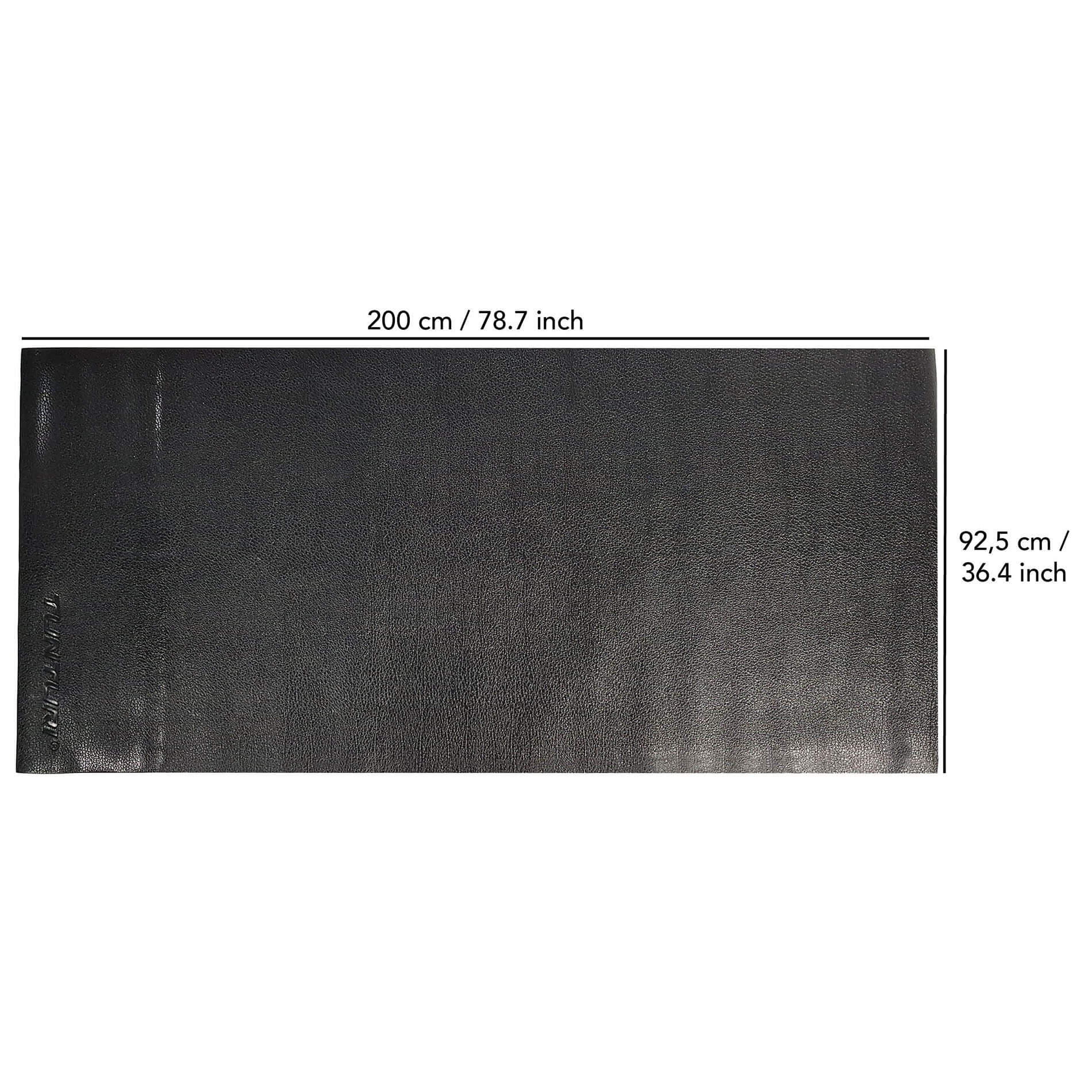 Treadmill Floor Protection Mat Set 200*92.5cm