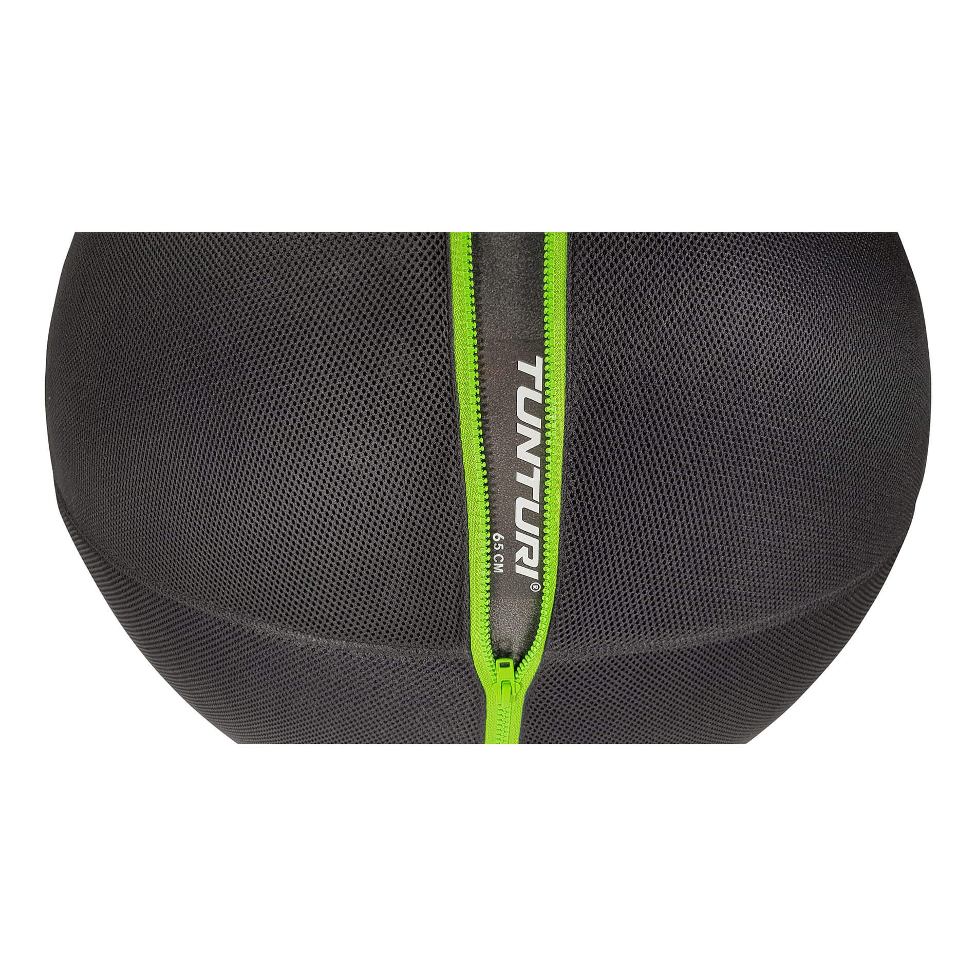 Gymball Cover With Green Zipper (65 - 75cm)
