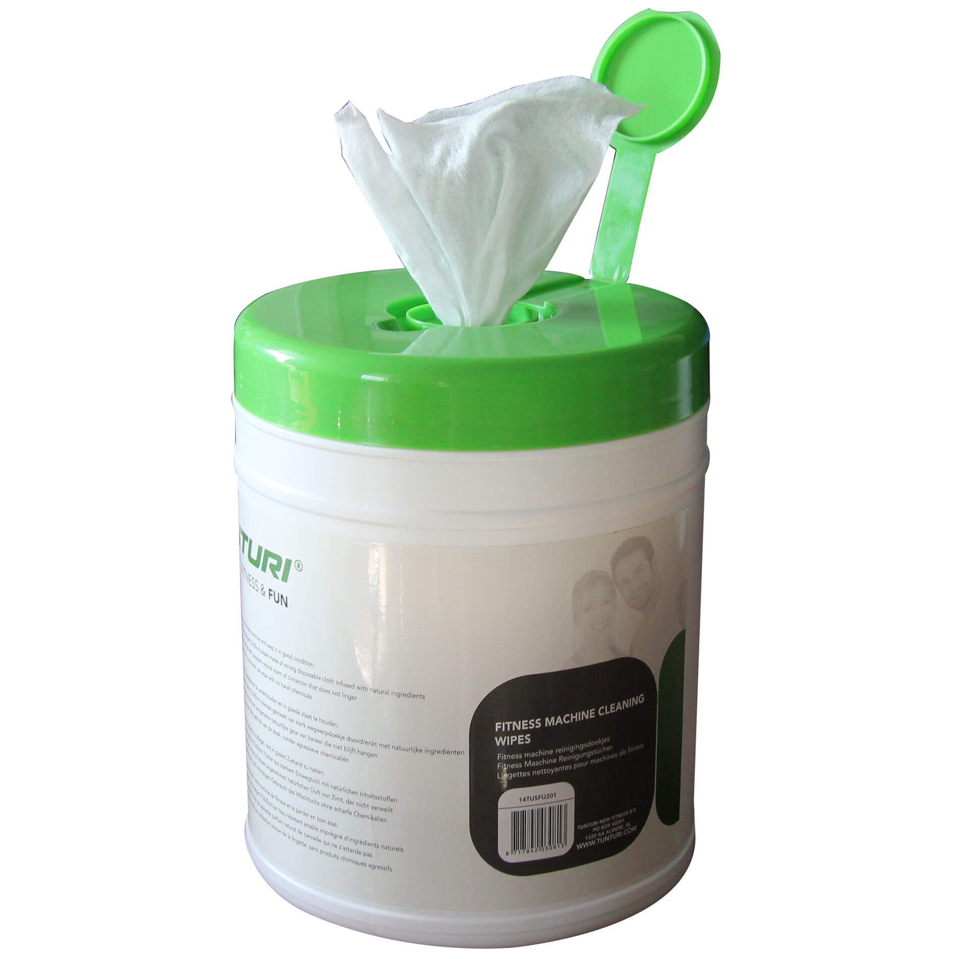 Fitness Machine Cleaning Wipes 160pcs/Bucket