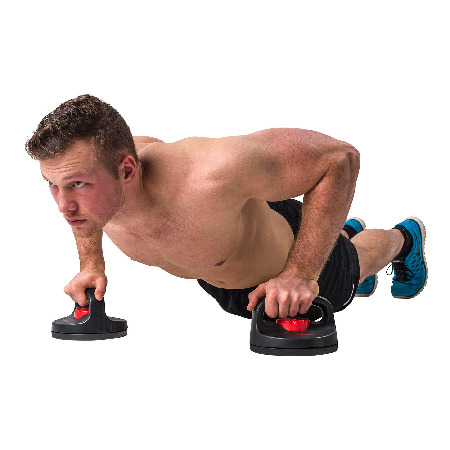Adjustable Rotating Push Up Stands