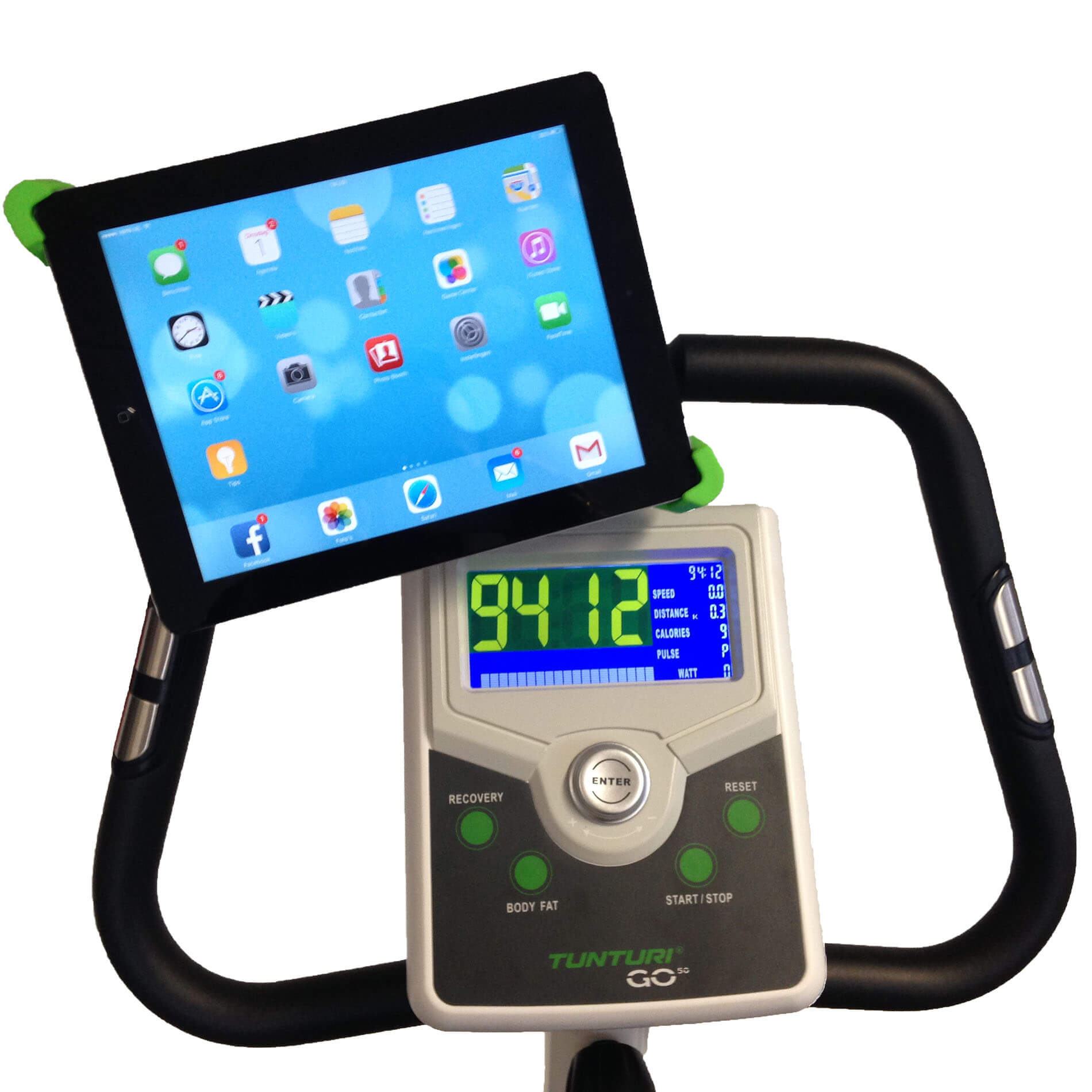 Tablet houder Hometrainer - Tablet houder Crosstrainer 7 tot 1,5 inch
