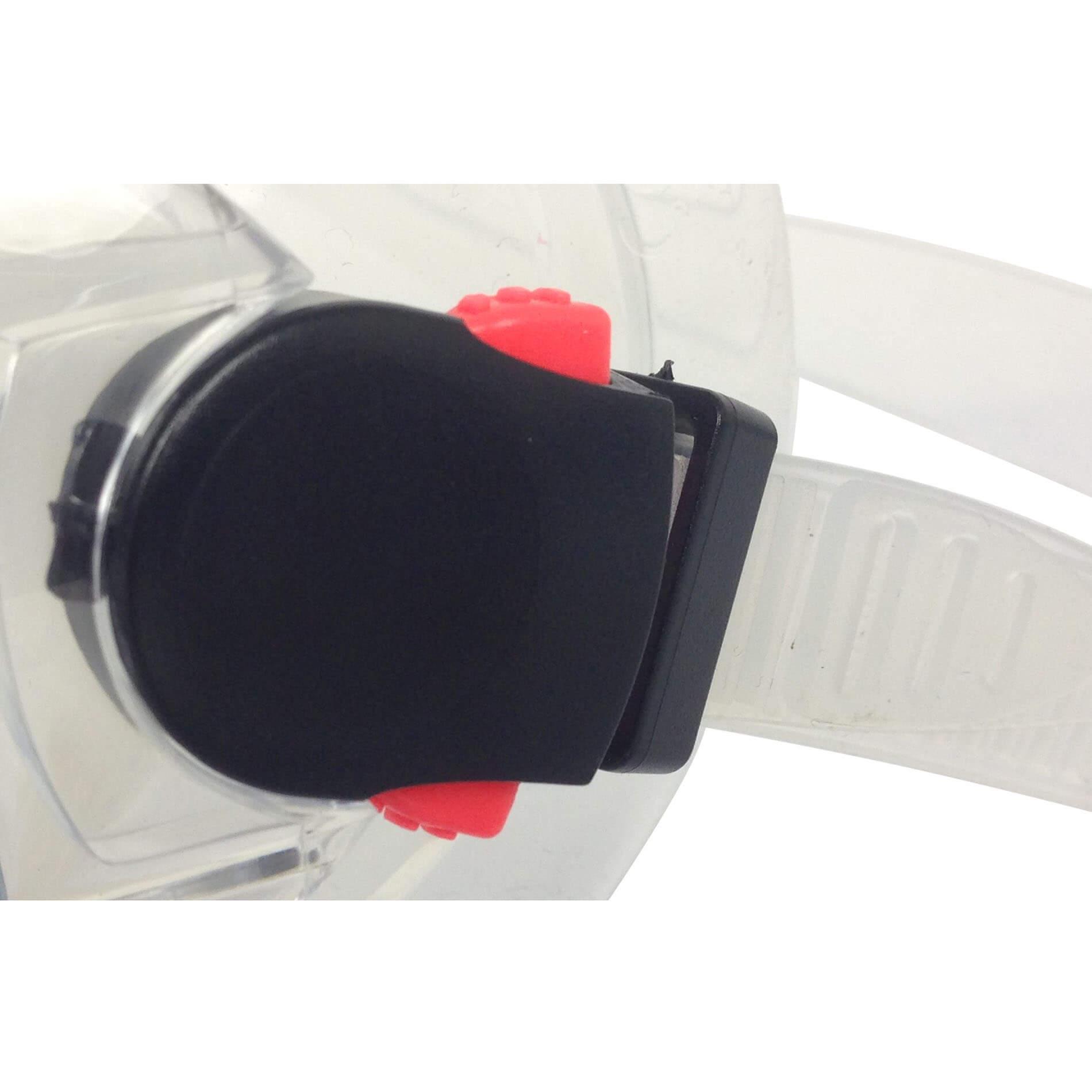 Duikbril - Senior - Wit/Zwart
