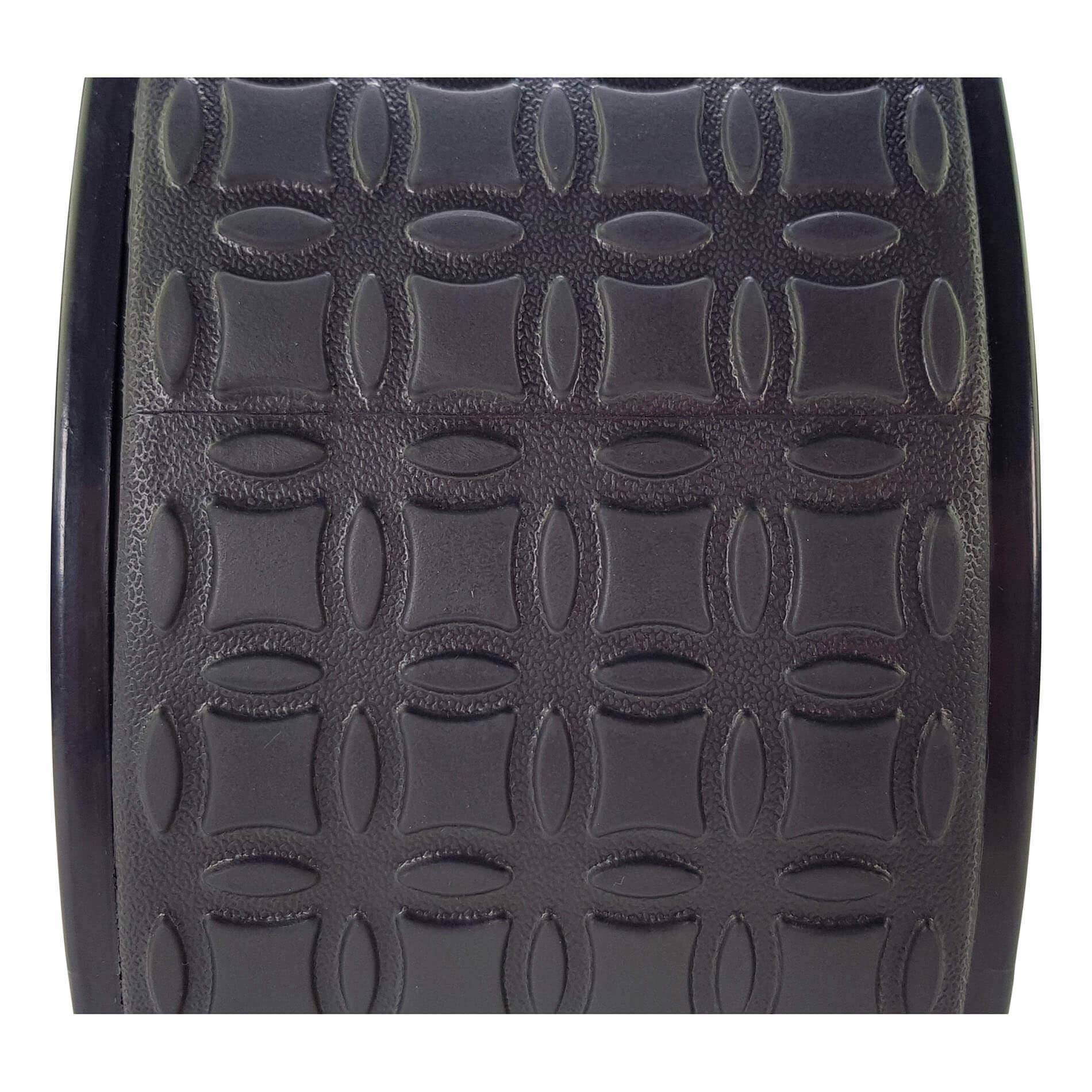 Yoga Wheel - Yoga wiel - EVA - Zwart