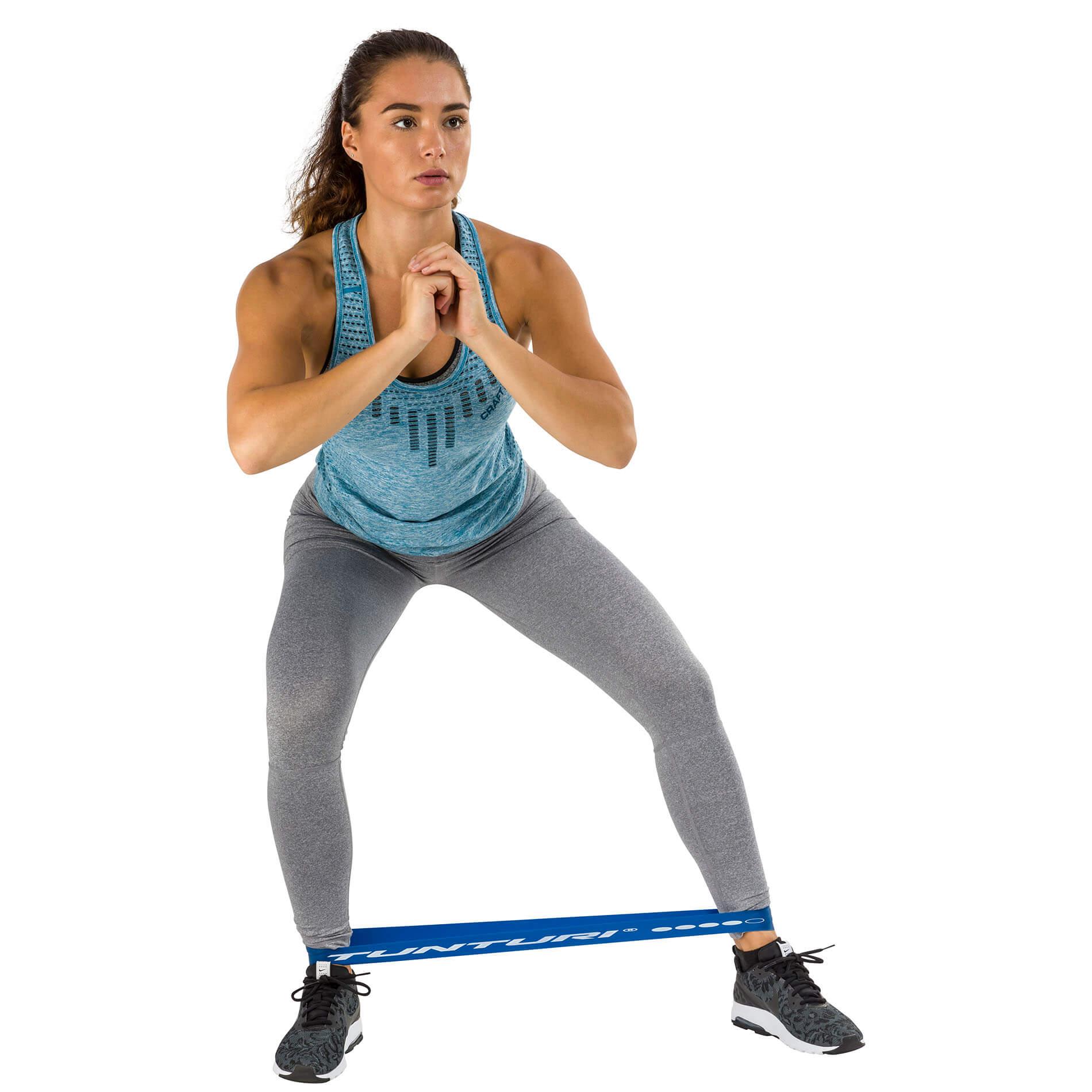 Weerstandsbanden Set - Fitness elastiek - 5 stuks