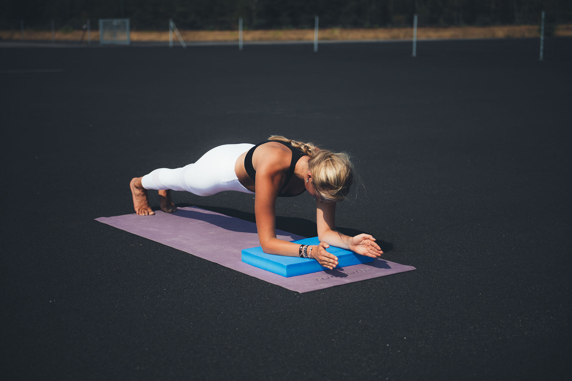 Yoga Balance Pad TPE