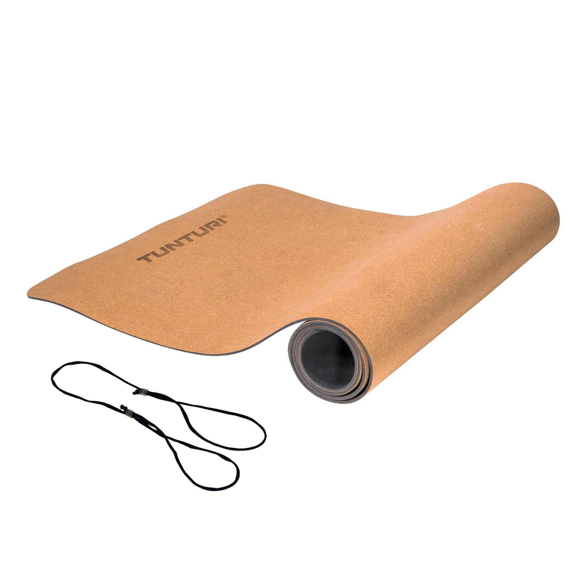 Cork TPE Yoga Mat