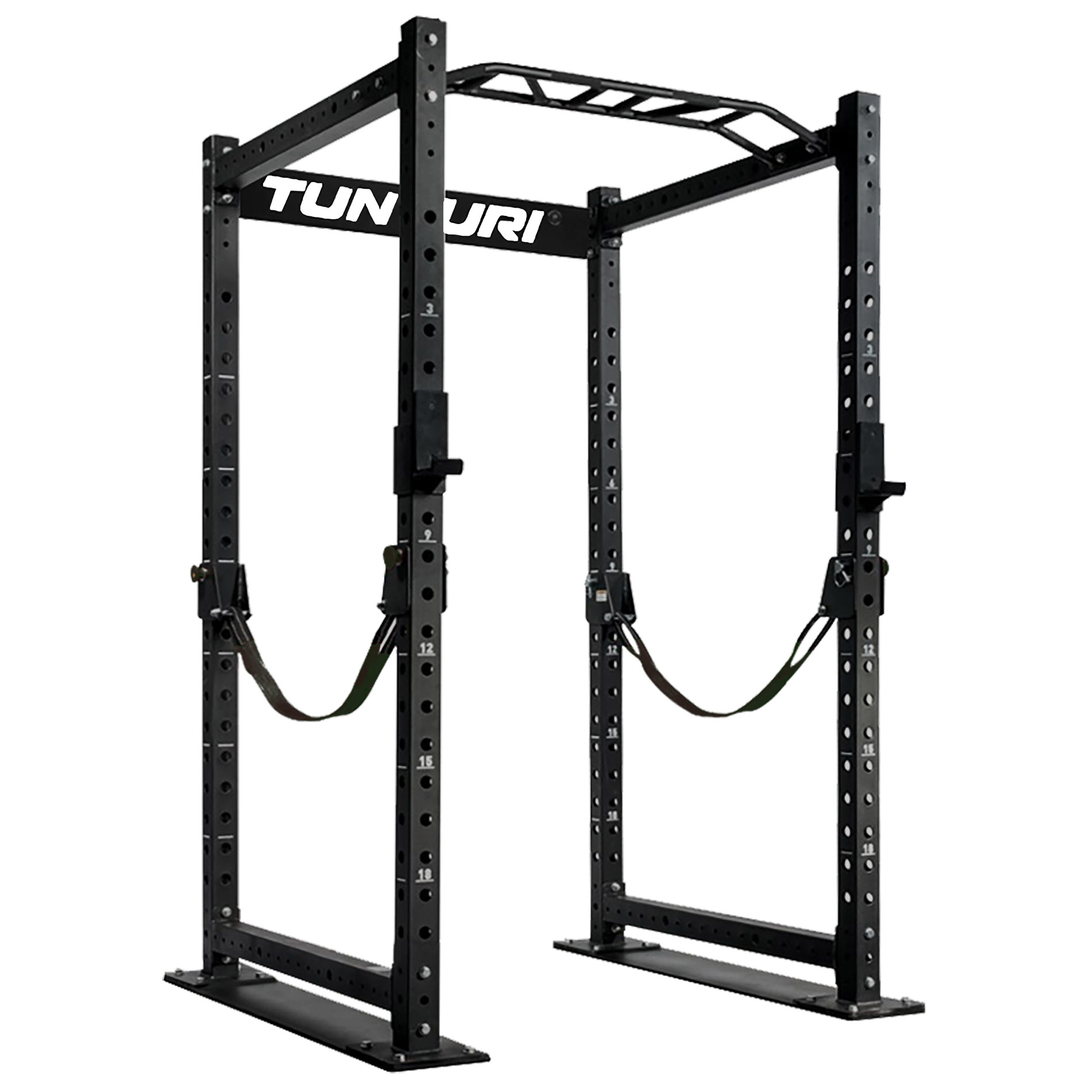 Tunturi RC20 Cross Fit Rack - J Hooks - Pair