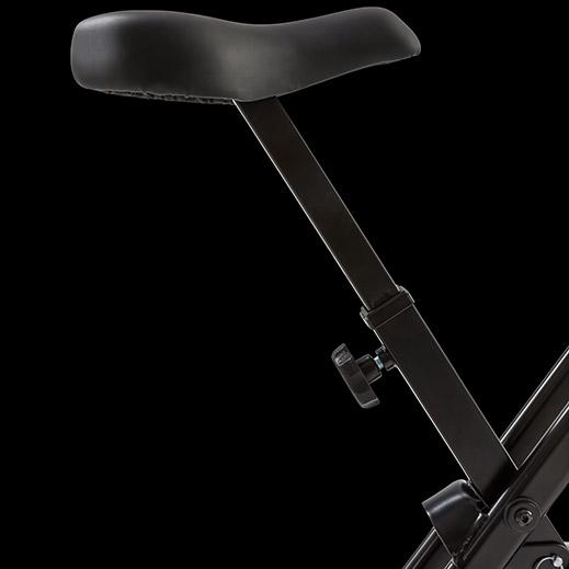 Adjustable saddle