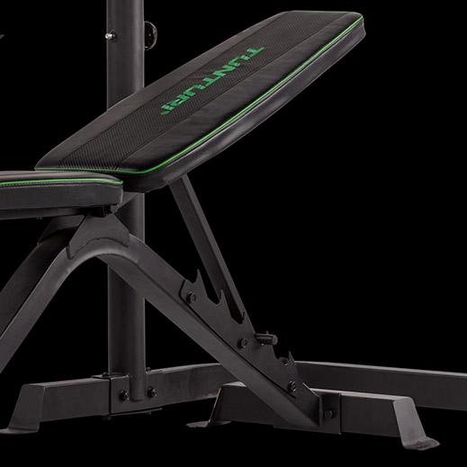 Adjustable backrest(5)