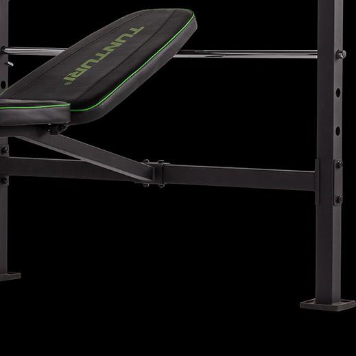 Adjustable backrest(3)
